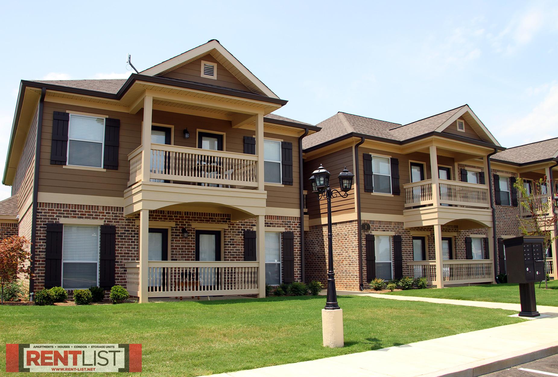 Park Place Apartments - Rent List