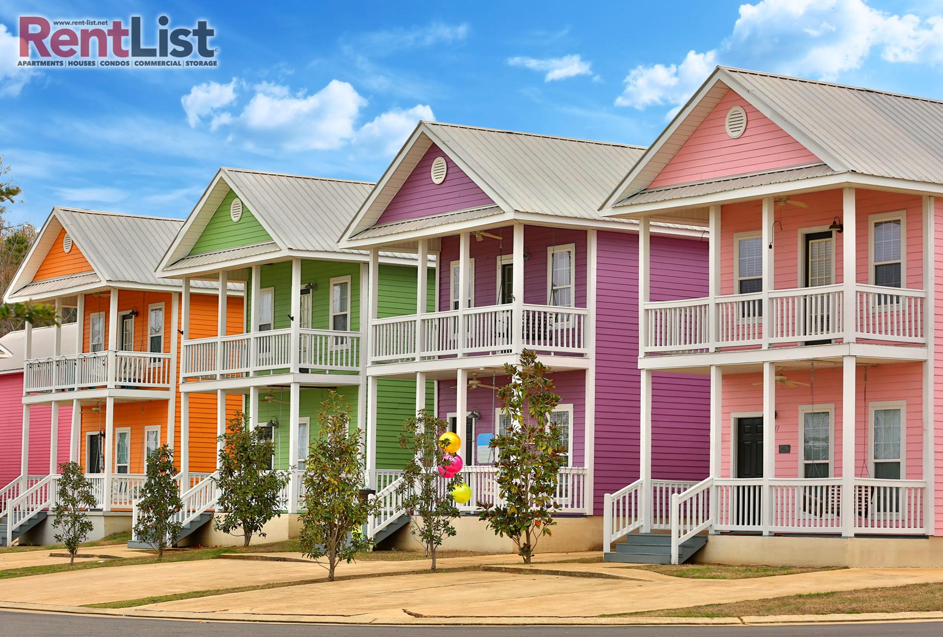Charleston Place Cottages Rent List