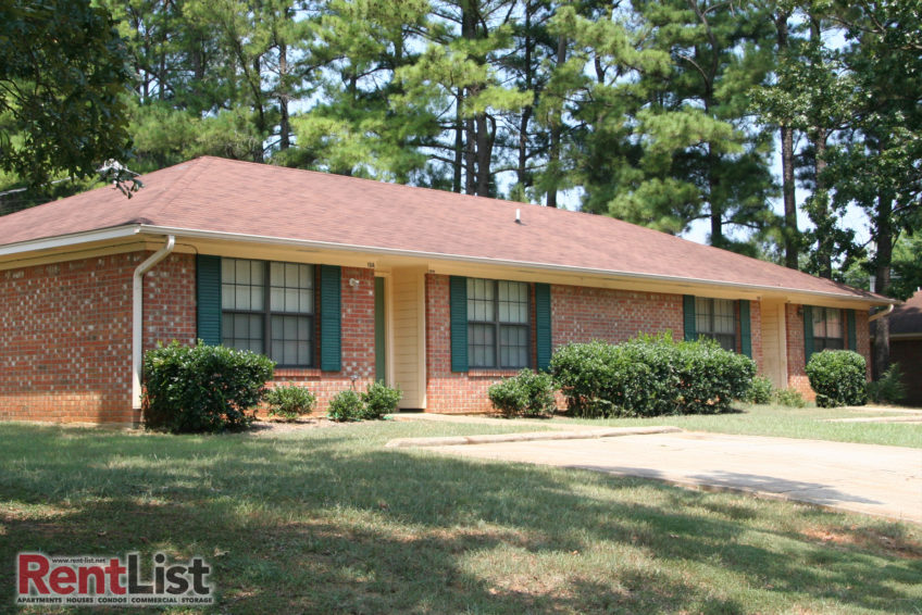 Woods Duplexes Apartments Tupelo Mississippi