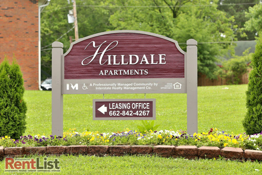 Hilldale Apartments in Tupelo, Mississippi